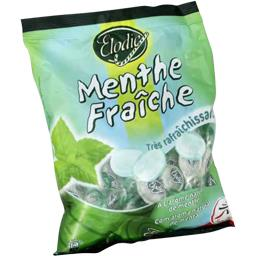 Bonbons menthe fraîche