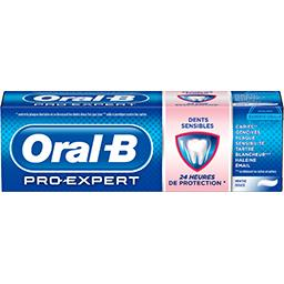 Oral B Oral B Dentifrice Pro-Expert dents sensibles & blancheur