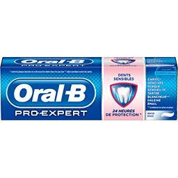 Dentifrice Pro-Expert dents sensibles & blancheur