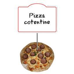 Pizza cotentine