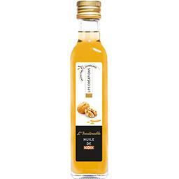 L'Inestimable huile de noix