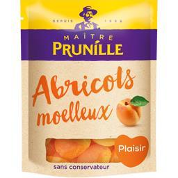 Maître Prunille Maître Prunille Plaisir - Abricots Les Moelleux le sachet de 500 g