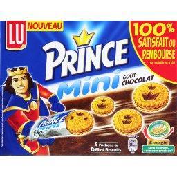 Prince - Mini-biscuits goût chocolat