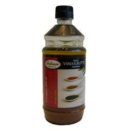 Sauce vinaigrette - 3 vinaigres & huile d'olive