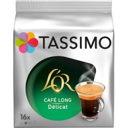 L'Or - Café Long Délicat en dosettes