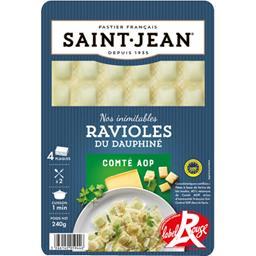 Ravioles du Dauphiné au Comté Label Rouge