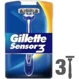 Sensor3 - rasoirs jetables pour homme
