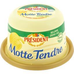 Beurre Motte Tendre demi-sel