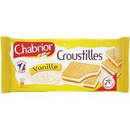 Chabrior Gaufrettes Croustilles vanille le paquet de 150 g