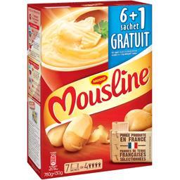 Maggi Mousline Purée de pommes de terre en flocons