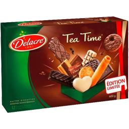 Tea Time - Assortiment de biscuits