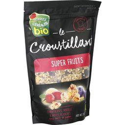 Céréales Le Croustillant super fruits BIO