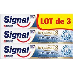 Integral 8 - Dentifrice Fresh Resist+