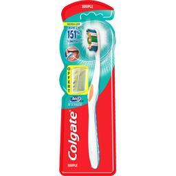 Colgate Colgate 360° - Brosse à dents souple la brosse à dents