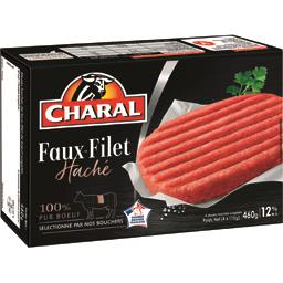 Charal Faux-filet haché