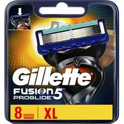 Gillette Gillette Fusion5 proglide lames de rasoir pour homme 8recharges La boîte de 8 lames