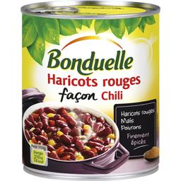 Haricots rouge façon chili