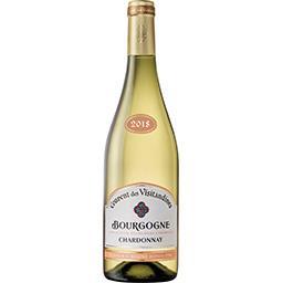Bourgogne Chardonnay, vin blanc