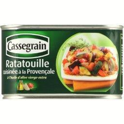 Ratatouille cuisinée à la provençale