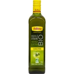 Huile d'olive vierge extra Caractère BIO