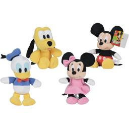 Peluches Mickey & Co Marvelous 20 cm assorties