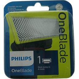 Philips OneBlade - Recharge lame de rasoir