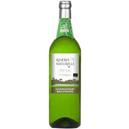 Vin de pays Chardonnay sauvignon BIO, vin blanc