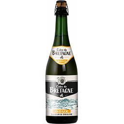 Cidre doux de Bretagne, saveur & origine
