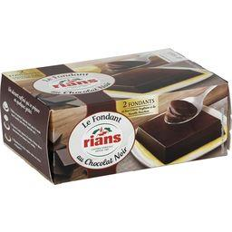 Le Fondant au chocolat noir