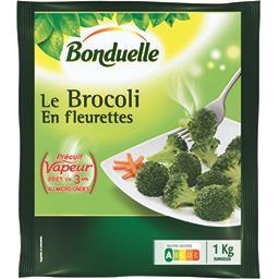 Précuit Vapeur - Le Brocoli, petite fleurette