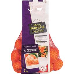 Mandarines A DESSERT