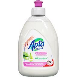 Liquide vaisselle Protect Aloe Vera peaux sensibles
