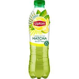 Boisson Matcha saveur citron-yuzu