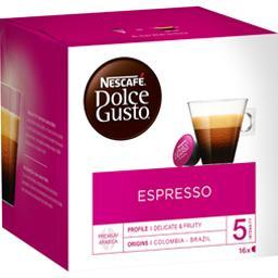 Dolce Gusto - Capsules de café Espresso