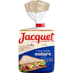 Pain de mie Maxi Jac' nature