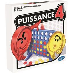 Hasbro Hasbro Gaming Puissance 4 le jeu