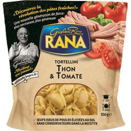Tortellini thon & tomate