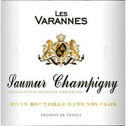 Saumur Champigny vin rouge Les Varannes MP