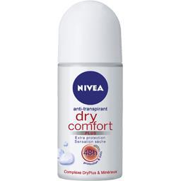 Nivea Nivea Anti transpirant 48 h Dry Comfort le roll-on de 50 ml