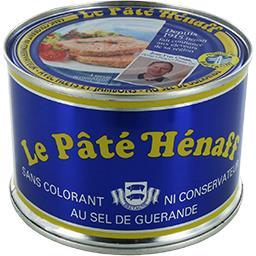 Henaff Le Pâté de Porc