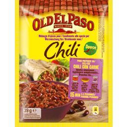 Mélange d'épices pour Chili, douce