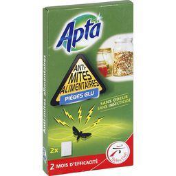 Anti-mites alimentaires, pièges glu sans odeur