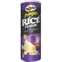 Pringles Pringles Rice Fusion - Snack Japanese BBQ Teriyaki Flavour la boite de 160 g