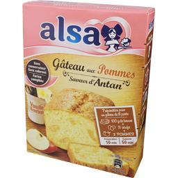 Alsa Alsa Gâteau aux pommes saveur d'Antan la boite de 300 g