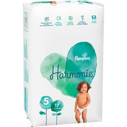 Pampers Couches harmonie taille 5, 11+ kg