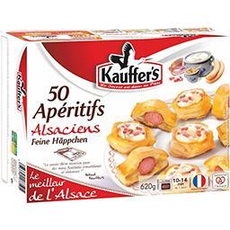 Mini feuilletés apéritifs Alsaciens
