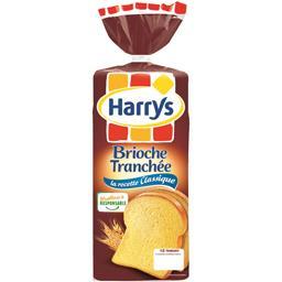 Harry's Harrys Brioche tranchée le paquet de 500 g