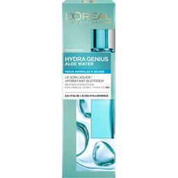 Le Soin Liquide Hydratant Quotidien Hydra Genius