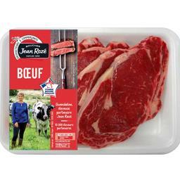 Viande bovine 4 entrecôtes***