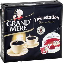 Grand'Mère Grand'Mère Café moulu Dégustation les 2 paquets 250 g